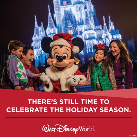 disney holidays