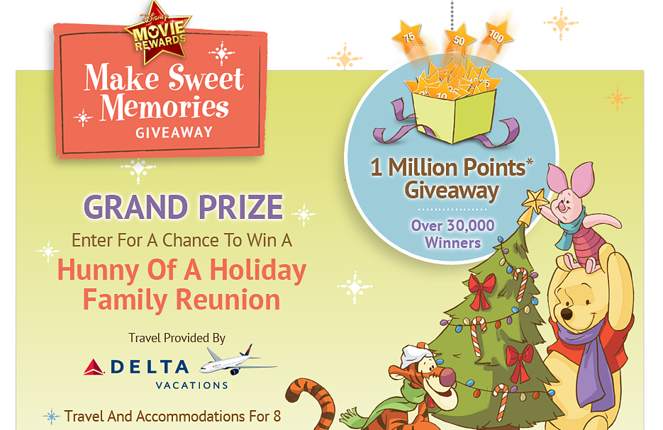 make sweet memories giveaway