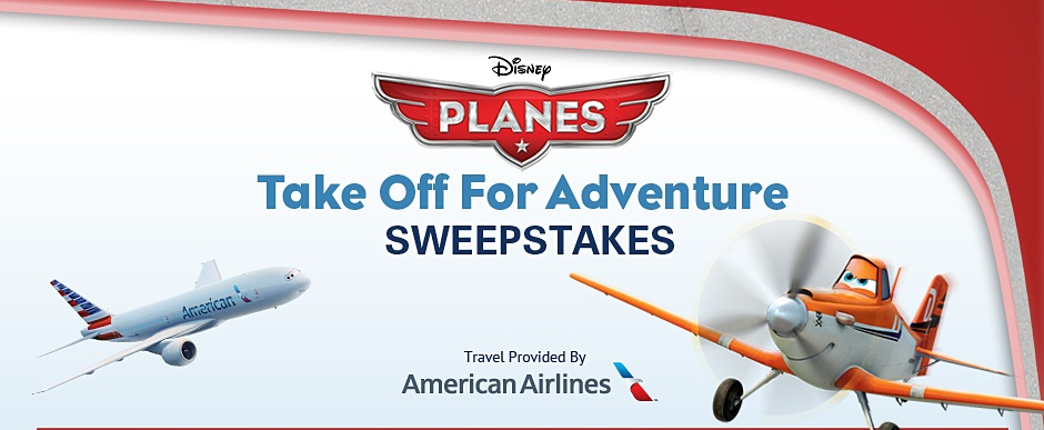 planes sweepstakes