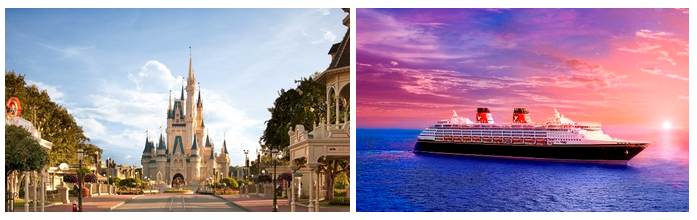 wdw and dcl