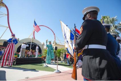 universal orlando veterans
