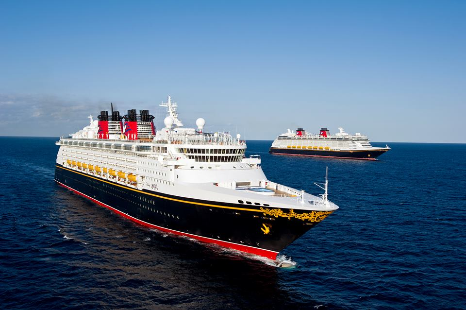 New Disney Cruise Ships Images