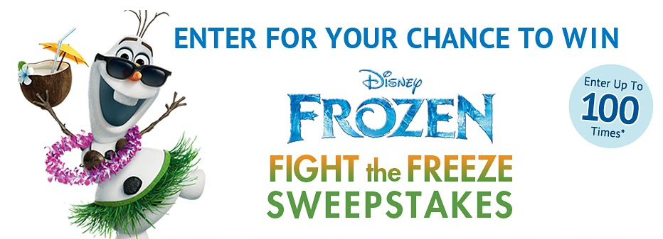 fight the freeze sweeps