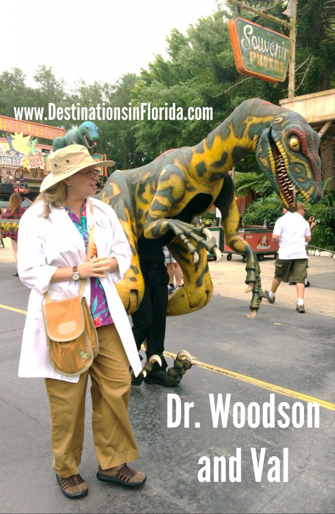 dr woodson and val