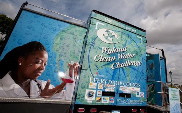 wyland water challenge