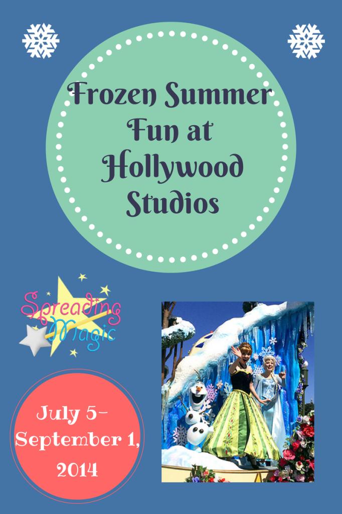 Frozen Summer Fun