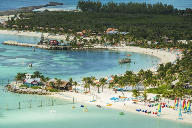 Beaches You Can Visit on a Disney Cruise