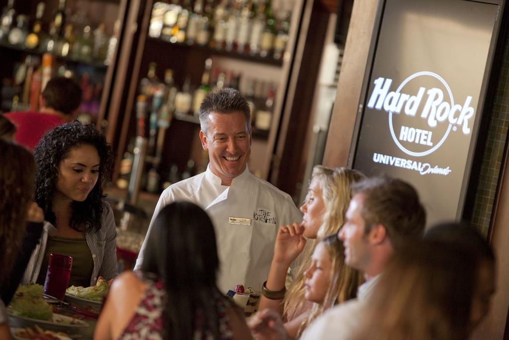 Advertising B-roll and National DRTV commercial shoot for Resorts at Hard Rock Hotel HRH at Universal Orlando Resort UOR