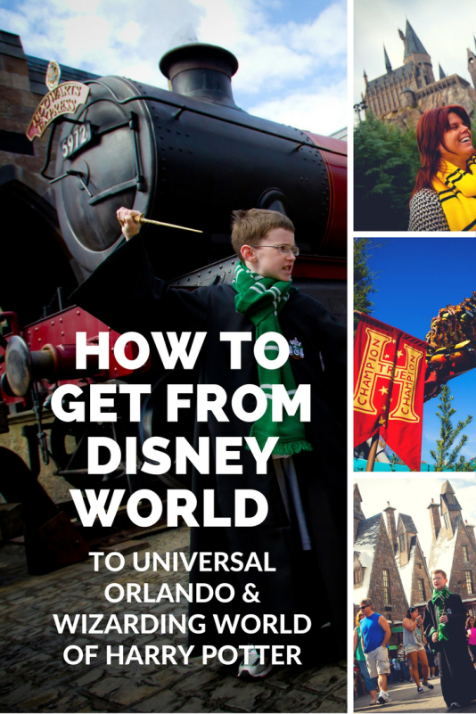 universal tickets with transfers