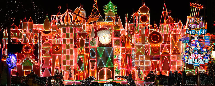 Top 10 Holiday Celebrations At Disneyland Resort In California