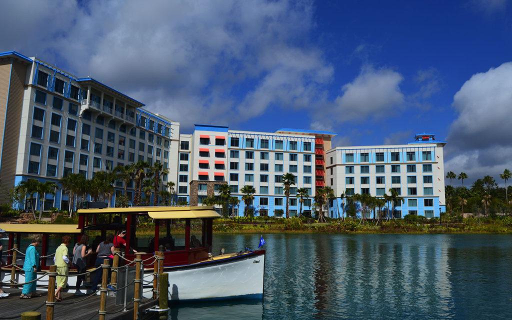 loews-sapphire-falls-resort-water-taxi