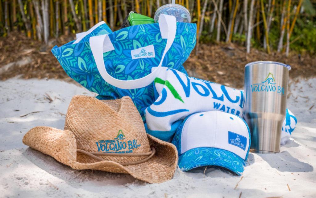 New Volcano Bay Merchandise at Universal Orlando Resort