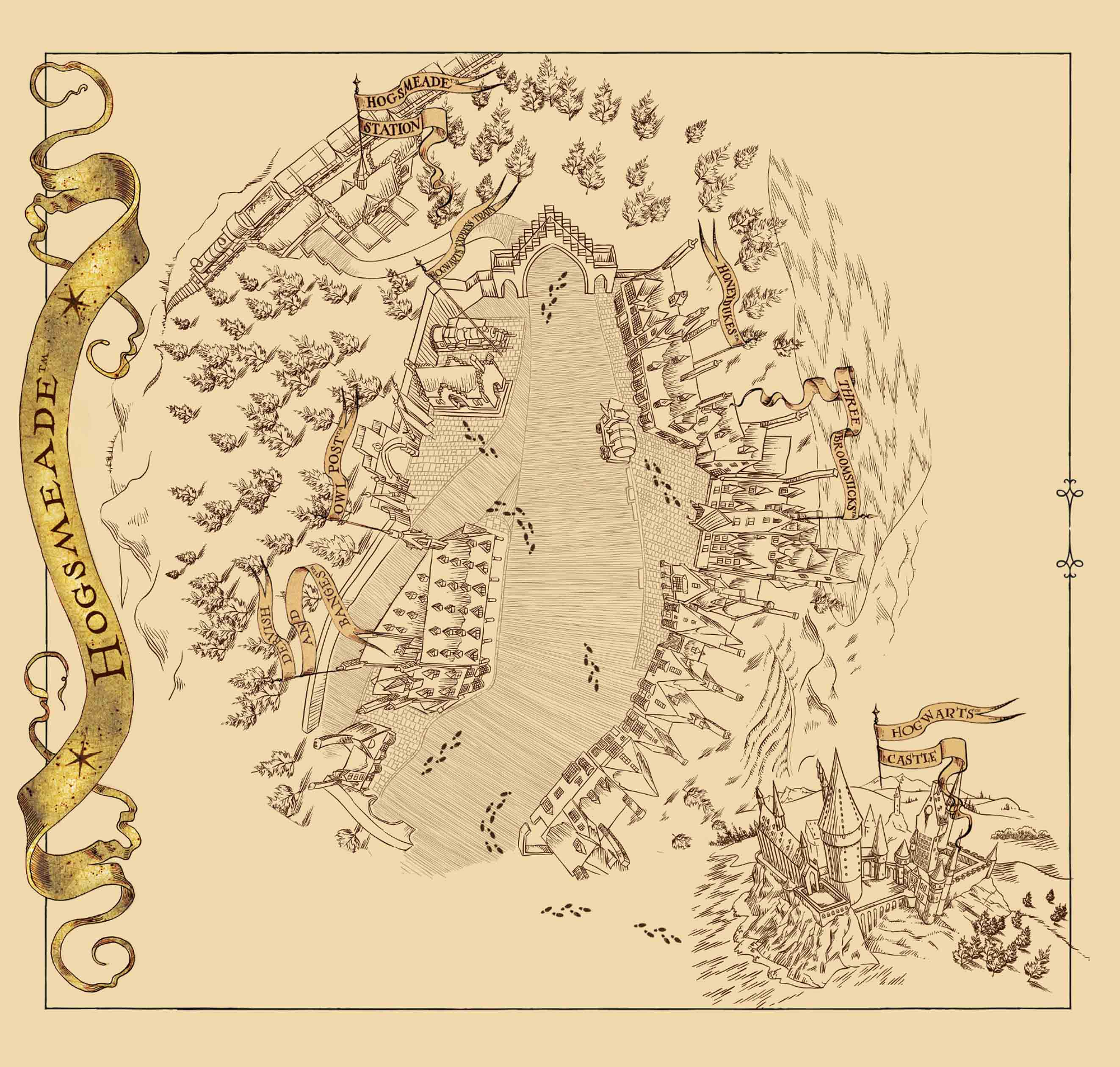 The-Wizarding-World-of-Harry-Potter-Hogsmeade-Scavenger-Hunt-Map ...