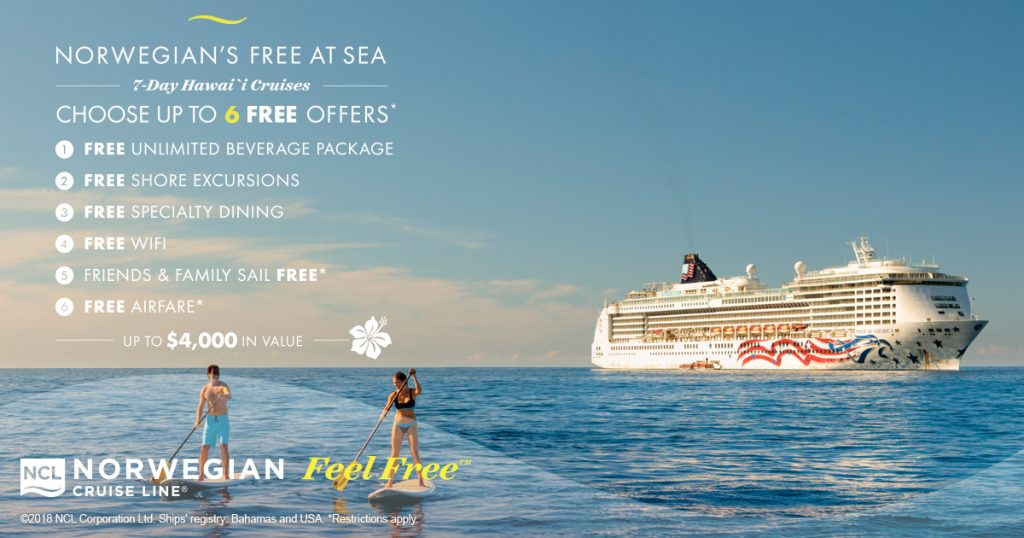 Norwegian Cruise Line Archives - Travel Agent Specializing