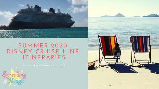 Disney Cruise Alaska 2020.Summer 2020 Disney Cruises Available For Booking Beginning