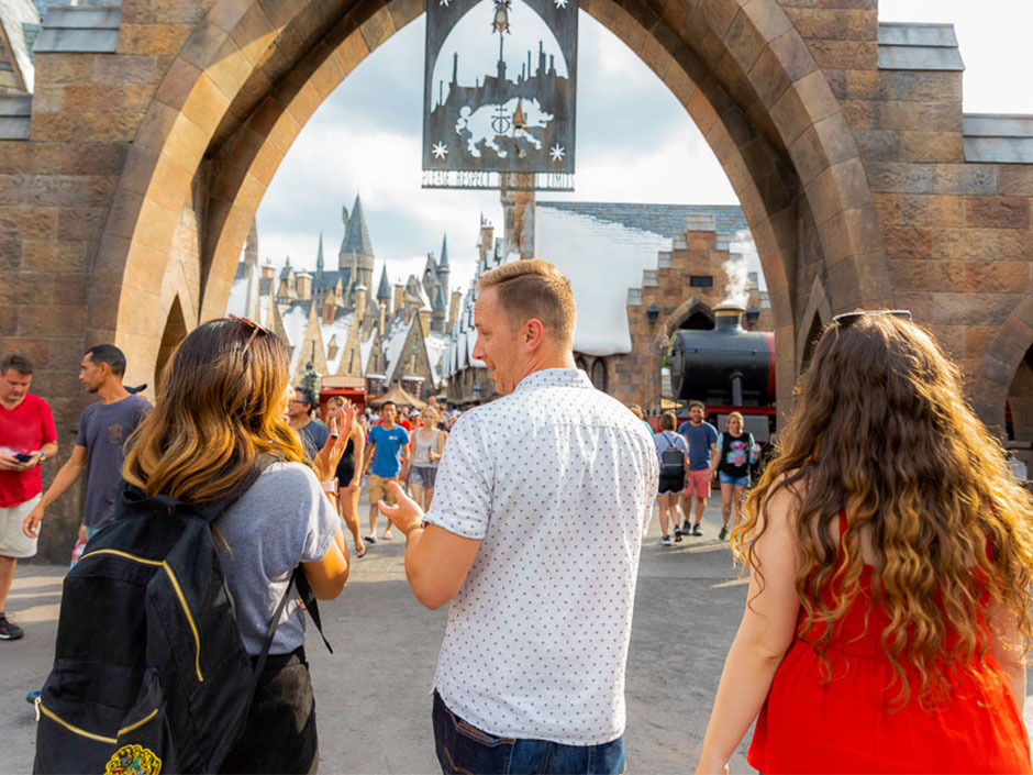 day in The Wizarding World of Harry Potter