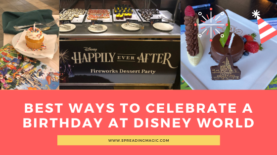 Birthday at Disney World