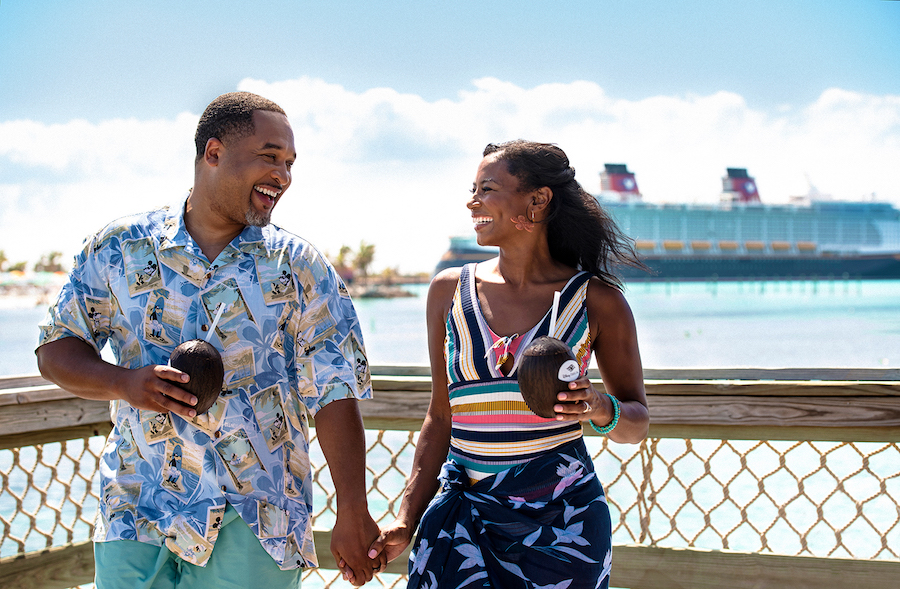 Date Night on Disney Cruise