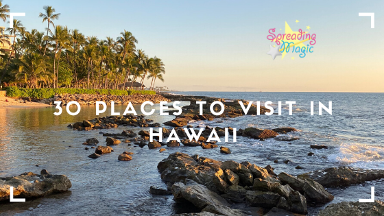 places to visit on Oahu