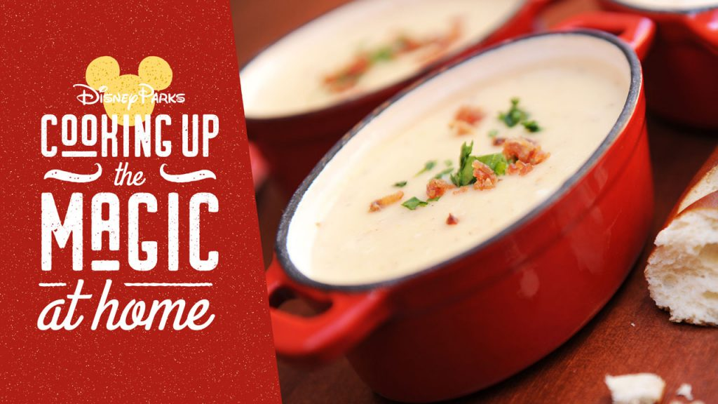 Canadian Cheddar Cheese Soup recipe