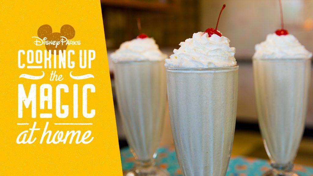 Peanut Butter & Jelly Milk Shake Recipe