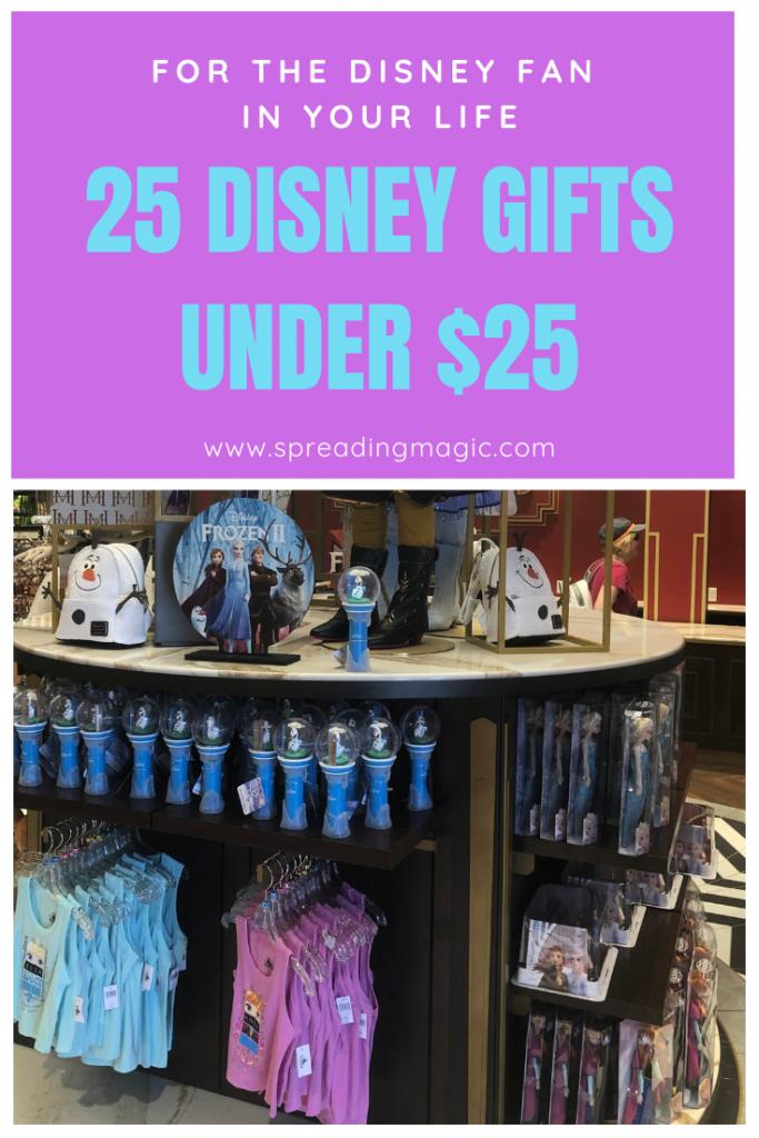 25 Disney Gifts Under $25