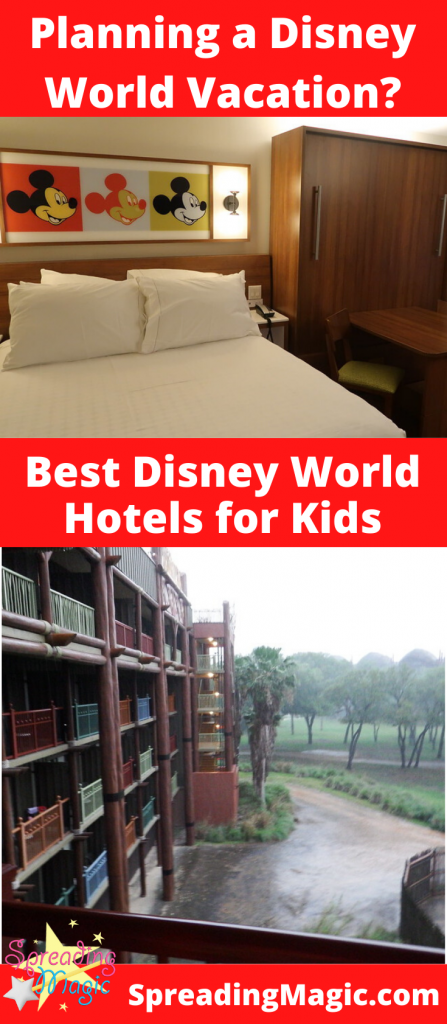 Best Disney Resorts for Kids