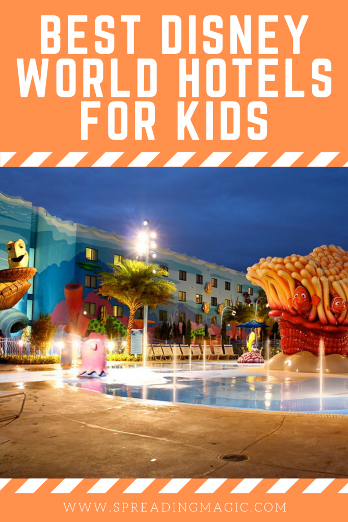 Best Disney World hotels for Kids