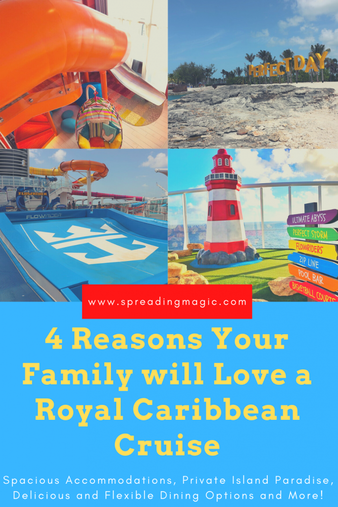 4 reasons your family will love a Royal Caribbean cruise
