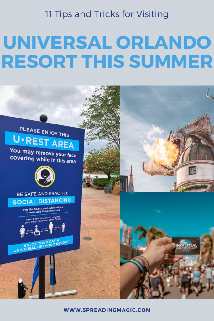 11 Tips for Visiting Universal Orlando Resort This Summer
