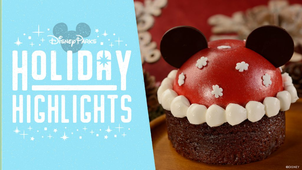2020 holiday treats at Disney World