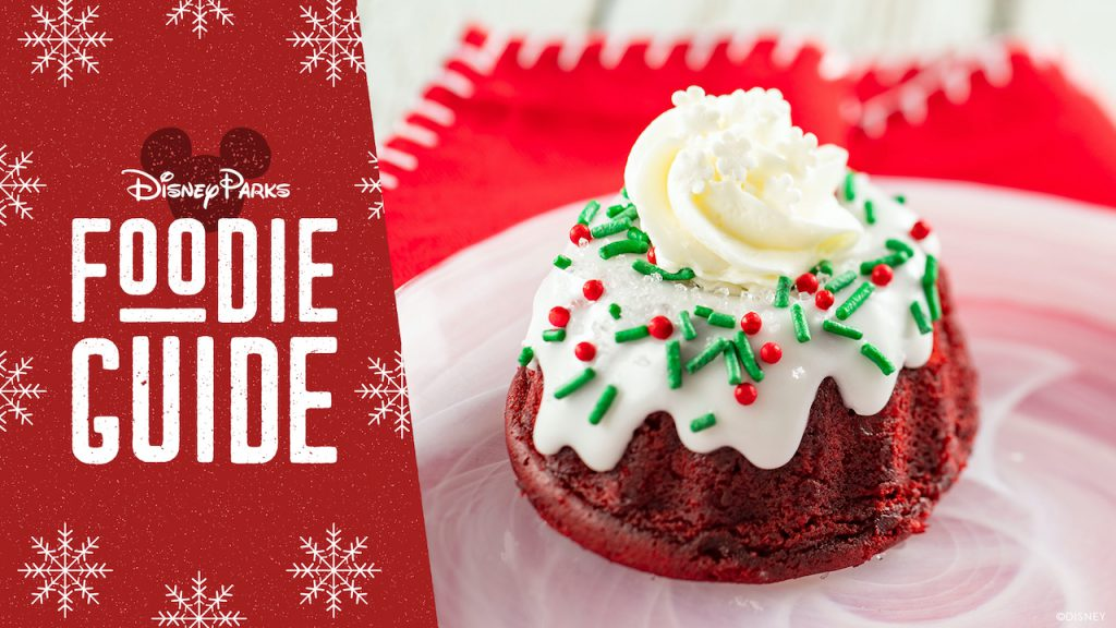 Holiday Kitchen Menus for the 2020 Taste of EPCOT International Festival of the Holidays