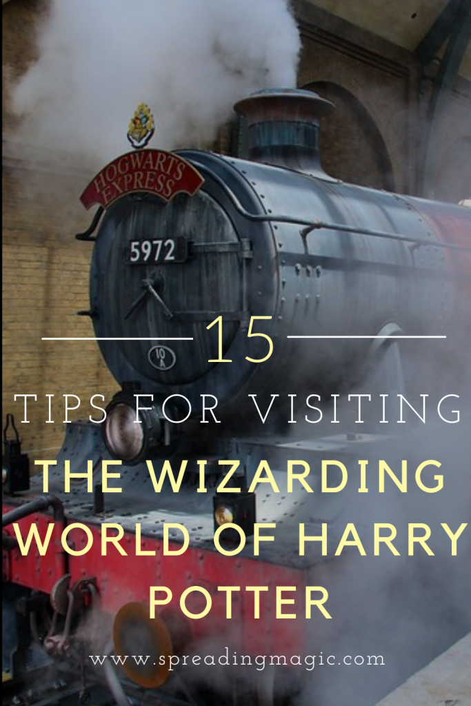 15 Tips for Visiting the Wizarding World of Harry Potter